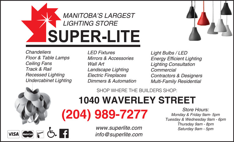 Ads Super-Lite Lighting Limited