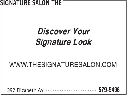 Ads Signature Salon, The
