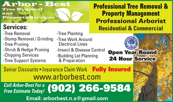 Ads Arbor-Best Inc