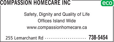 Ads Compassion Homecare Inc