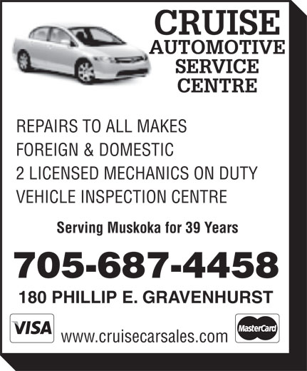 Ads Cruise Automotive & Towing Inc
