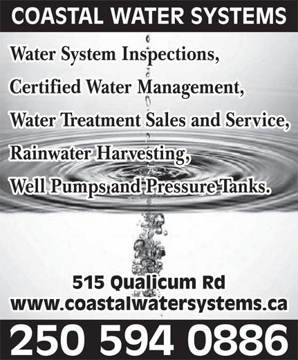 Ads Coastal Water Systems