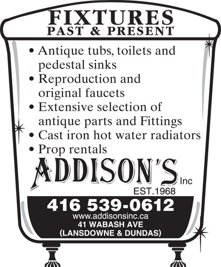 Ads Addison's Inc