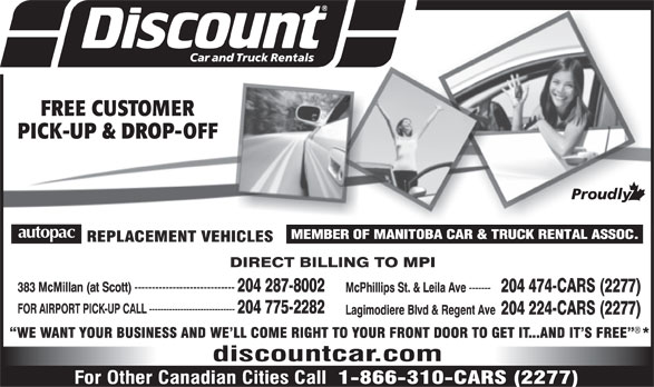 Ads A Discount Car & Truck Rentals