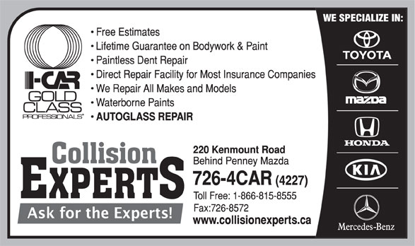 Ads Collision Experts