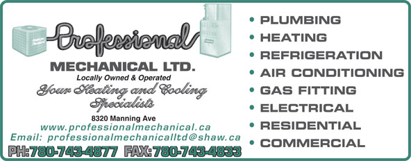 Ads Professional Mechanical Ltd