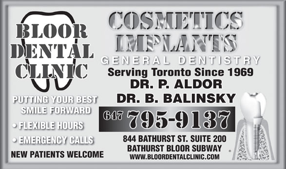 Ads Bloor Dental Clinic