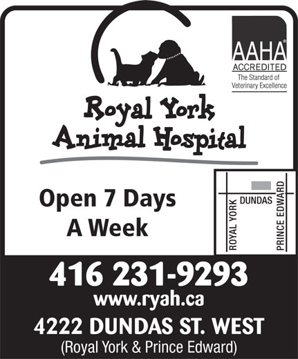 Ads Royal York Animal Hospital