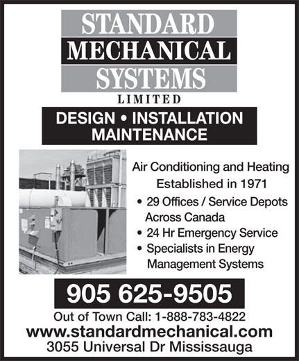 Ads Standard Mechanical Systems Limited