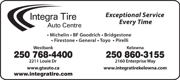 Ads Integra Tire