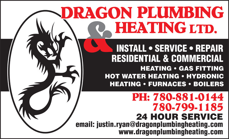 Ads Dragon Plumbing & Heating Ltd