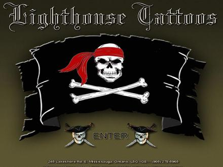 Lighthouse Tattoos (905-278-5965) - http://www.